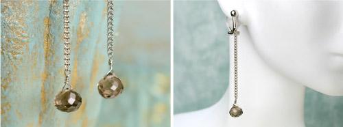 new-arrival-061914-silver-smokyquartz-clip-earring